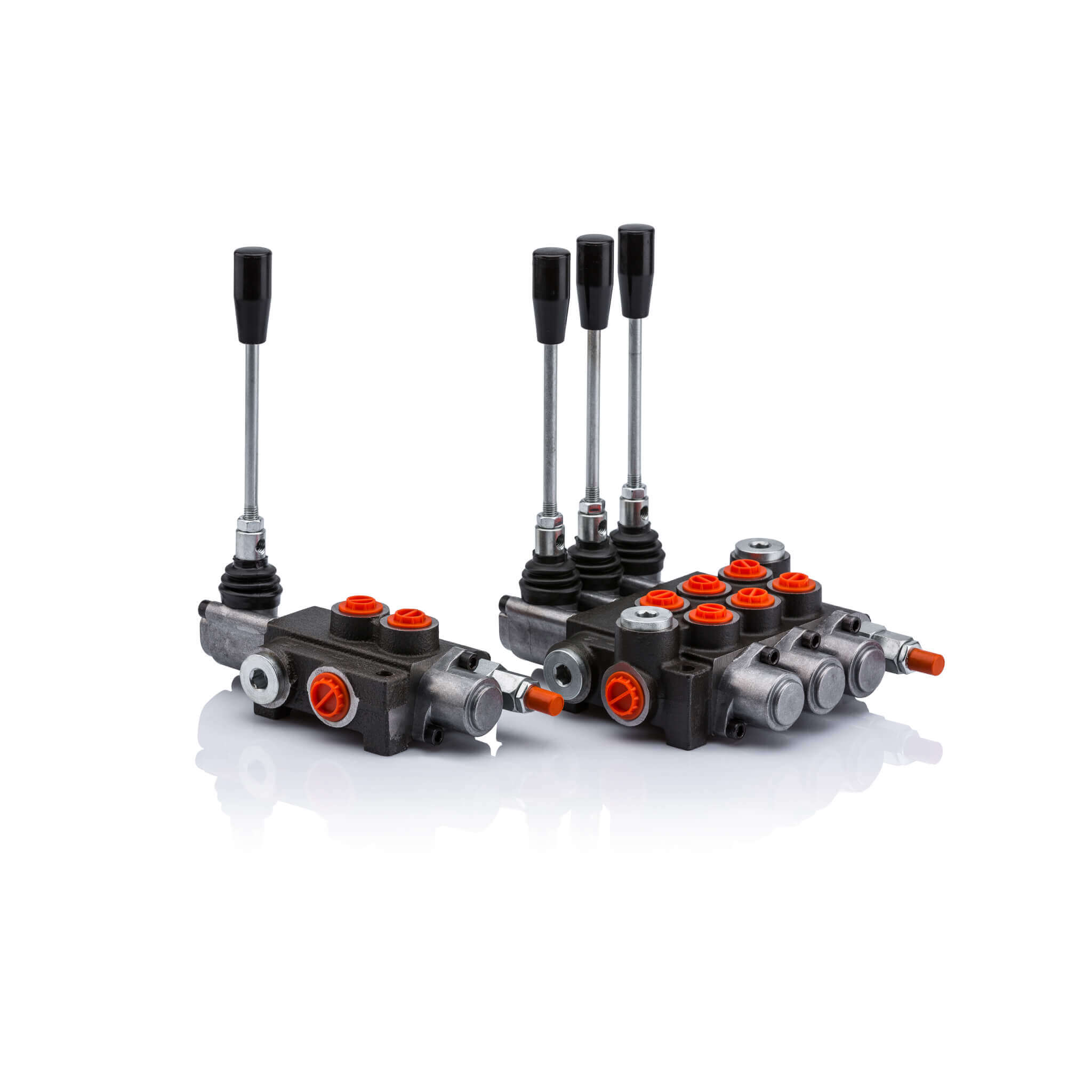 hydraulic hand valves