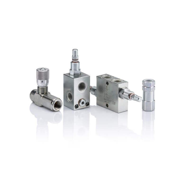 hidravlični ventili