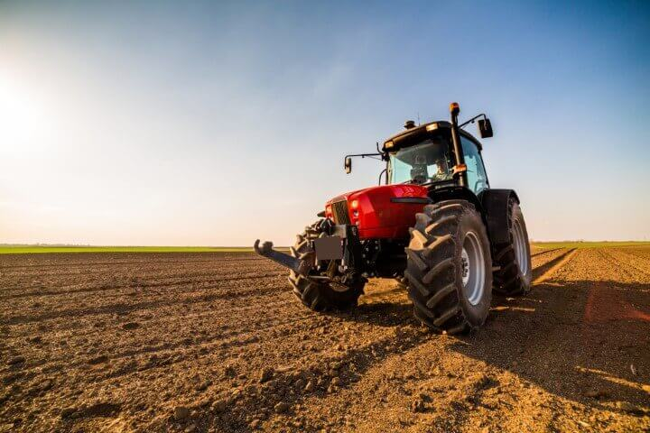 hydraulics for agricultural machines
