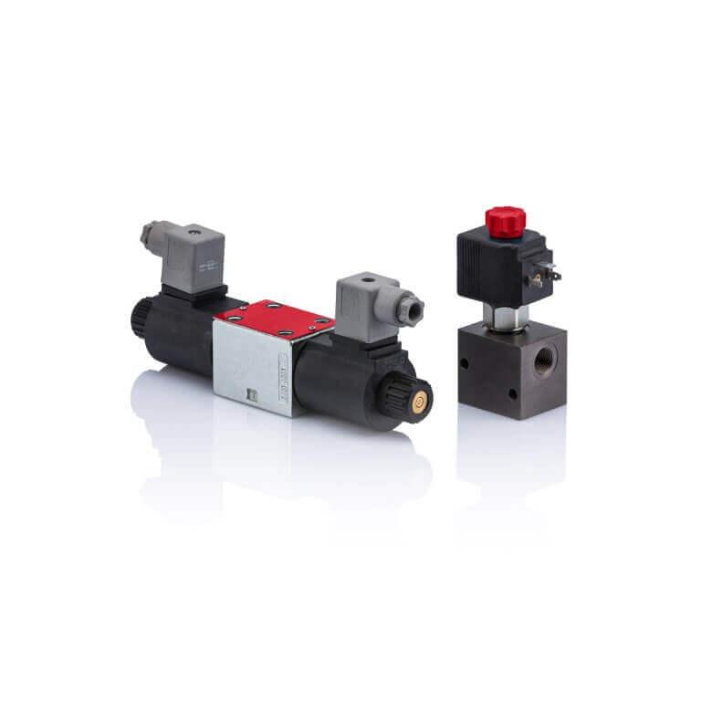 Elektromagnetni ventili hidravlični ventili